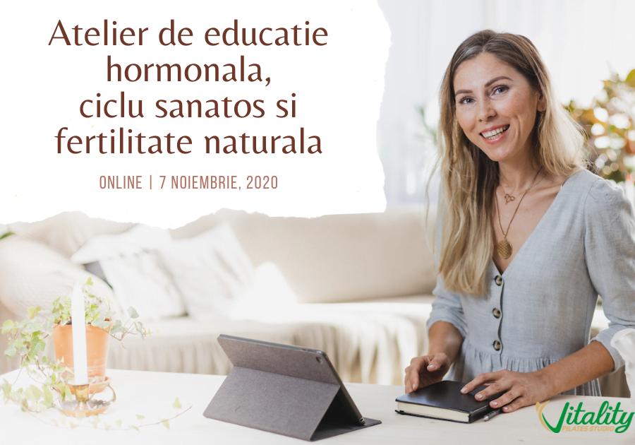 educatie hormonala