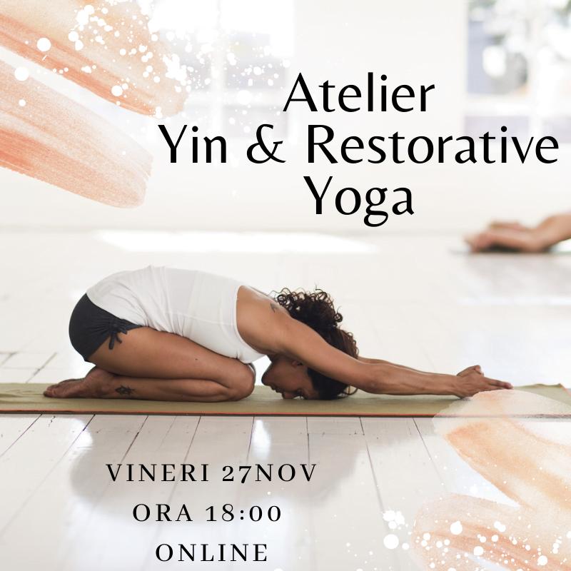 Yin & restorative